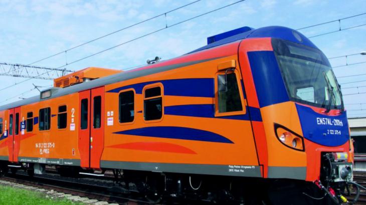 Nowy pociąg Przewozów Regionalnych