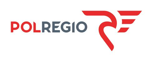 Logo PR - POLREGIO (Przewozy Regionalne)